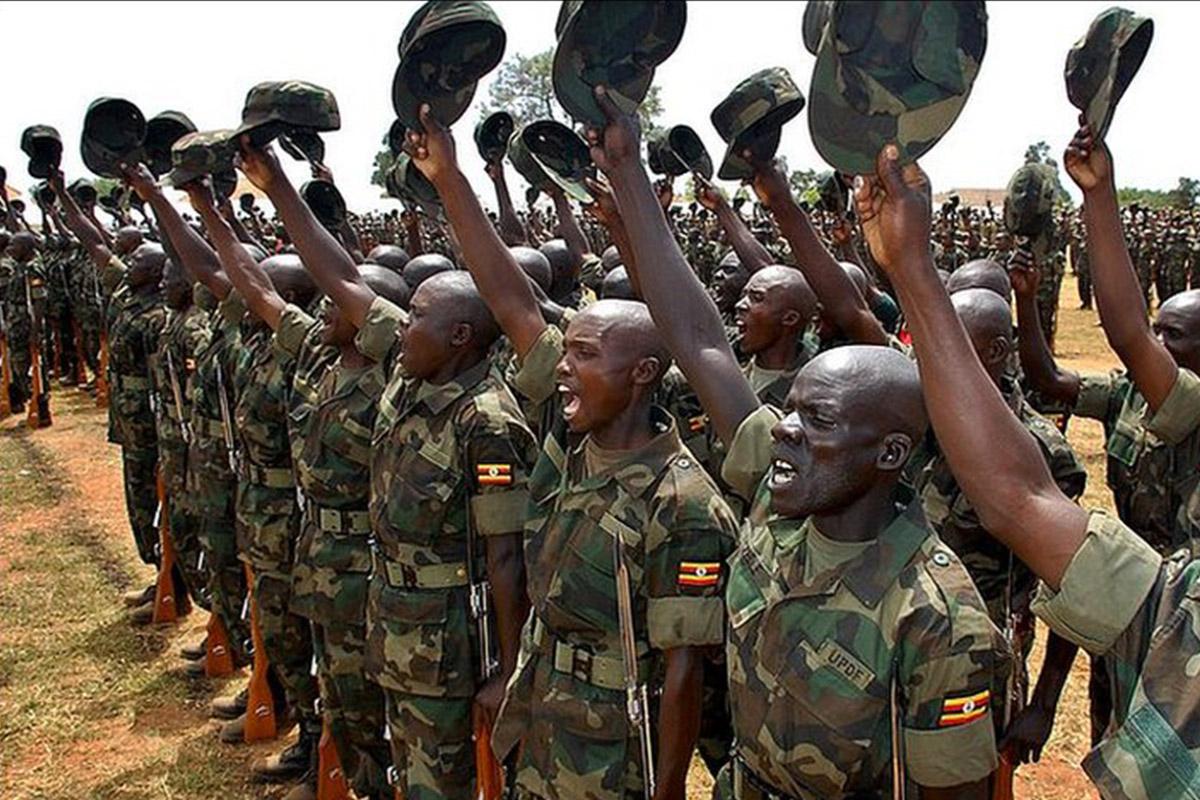 Ugandan People's Defence Forces